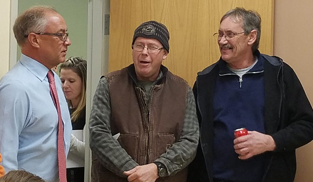 Longtime Arden Employees Retire
