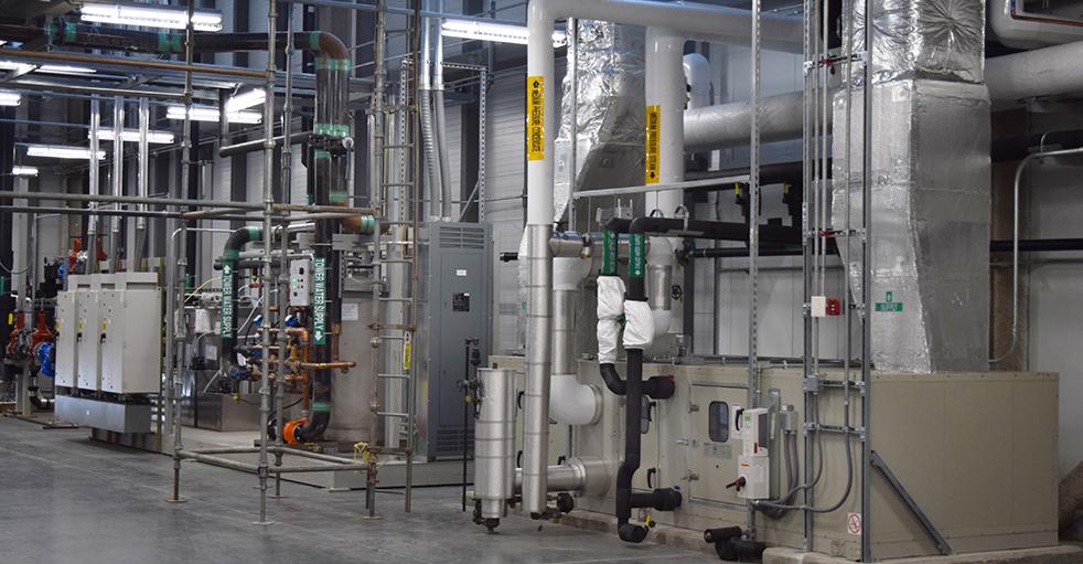 Mechnical - HVAC Construction