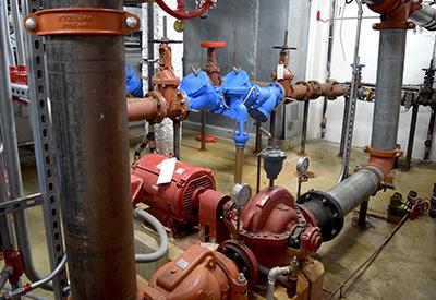 Fire Pump for Sprinkler System