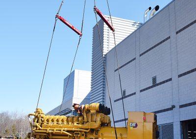 Generator Rig and Installation