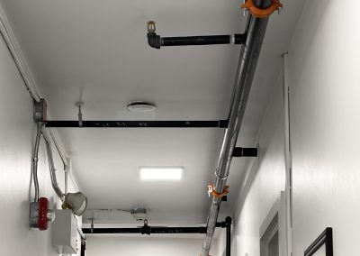 Fire protection throughout the house